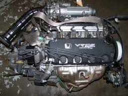 1995 honda civic engines