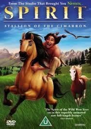 cimarron dvd