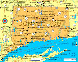 maps of conn