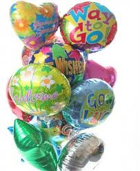 balloons party decorations