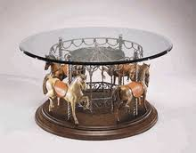 carousel table
