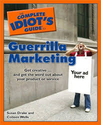 guerrilla marketing book
