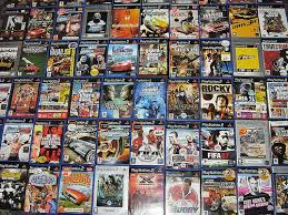 ps2 old games