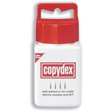 adhesive bottle