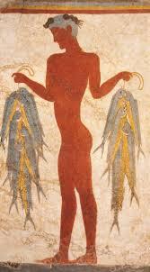 santorini frescoes