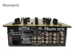numark dm3002x