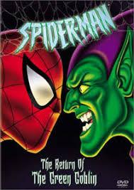 spiderman cartoons dvd