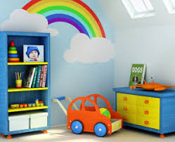 childs playroom