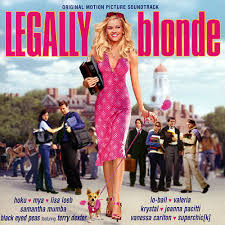 legally blonde cd