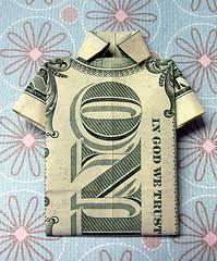 dollar t shirt