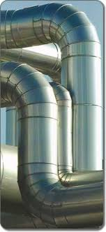 sheet metal duct work