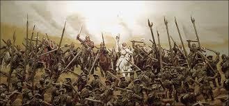 glorious battle