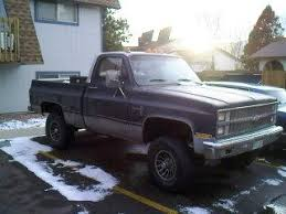 82 chevy pickup