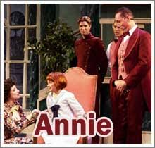 annie the broadway play