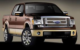 ford king ranch 2009