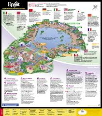 epcot center map
