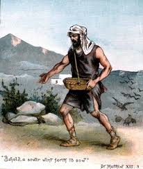 parables of the sower