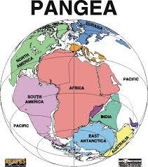 Pangea, Sang Nenek Moyang Benua
