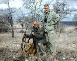 hunting in afrika