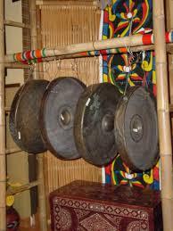 brass gongs