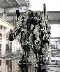custom transformer toy