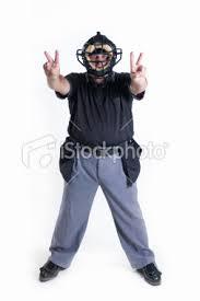 baseball umpire uniform