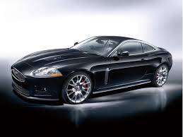 black jaguar car