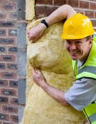 cavity wall insulations