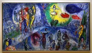 chagall cirque