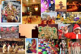 pictures of festivals of india