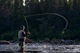 fly fisherman pictures