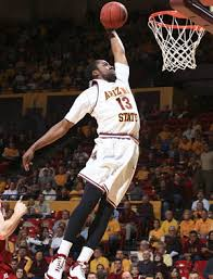 James Harden, Arizona State