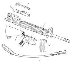 parts of an ar 15