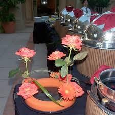 banquet table decor