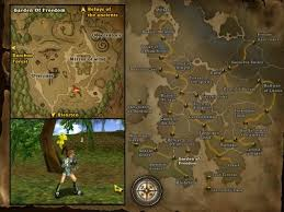 priston tale 2 map