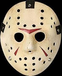 jason friday 13th mask