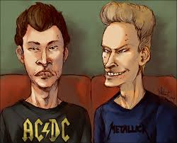 Beavis and Butt-head are
