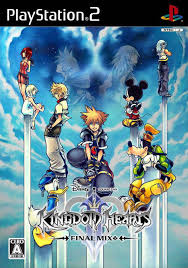kingdom hearts for playstation 2
