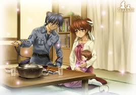 clannad background