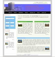 realestate web templates