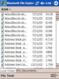 blue files storage live