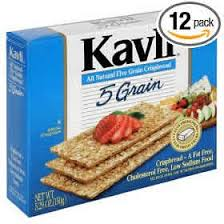 kavli crackers