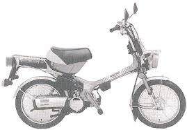 1982 honda express