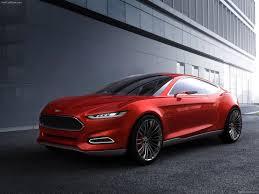 Ford Evos photo