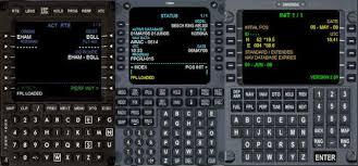 flight sim panels