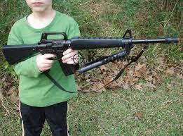 m16 airsoft gun