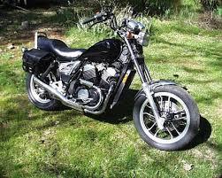 1983 honda shadow vt500