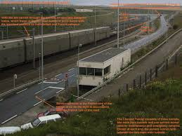 english channel tunnel