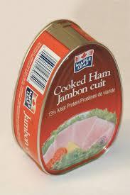 ham in a can