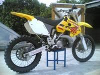 1996 suzuki rm250